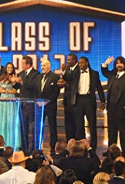 WWE Hall of Fame 2013 Poster