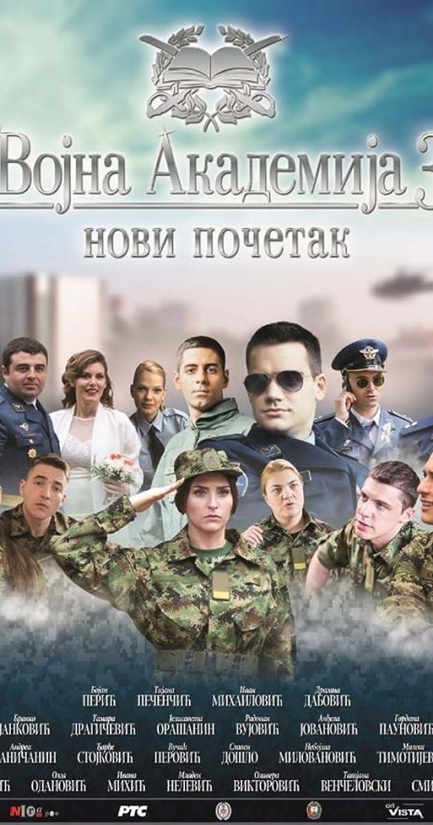 70bd12635 Vojna akademija 3 (2016) - IMDb