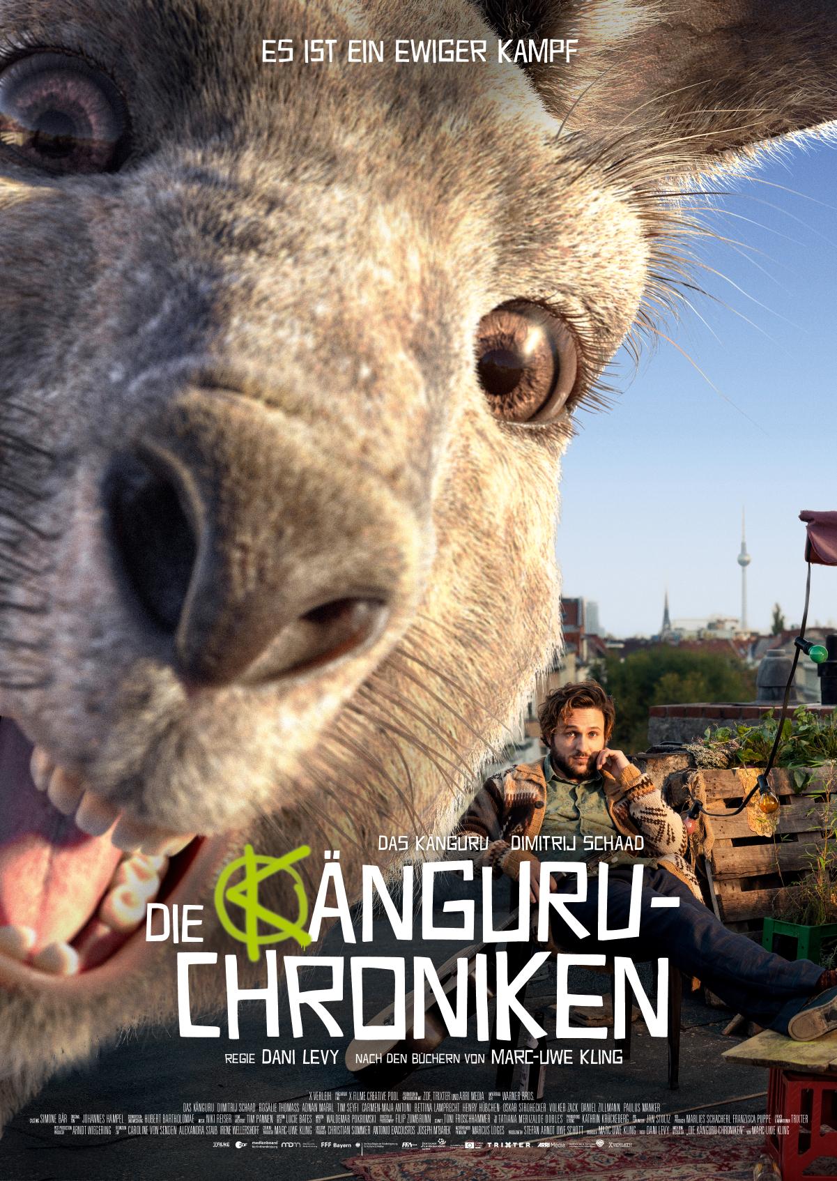das känguru der film