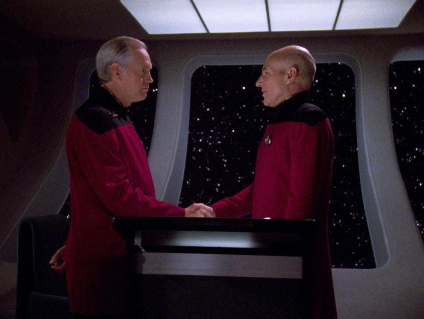 Star Trek The Next Generation Chain Of Command Part I TV Episode 1992