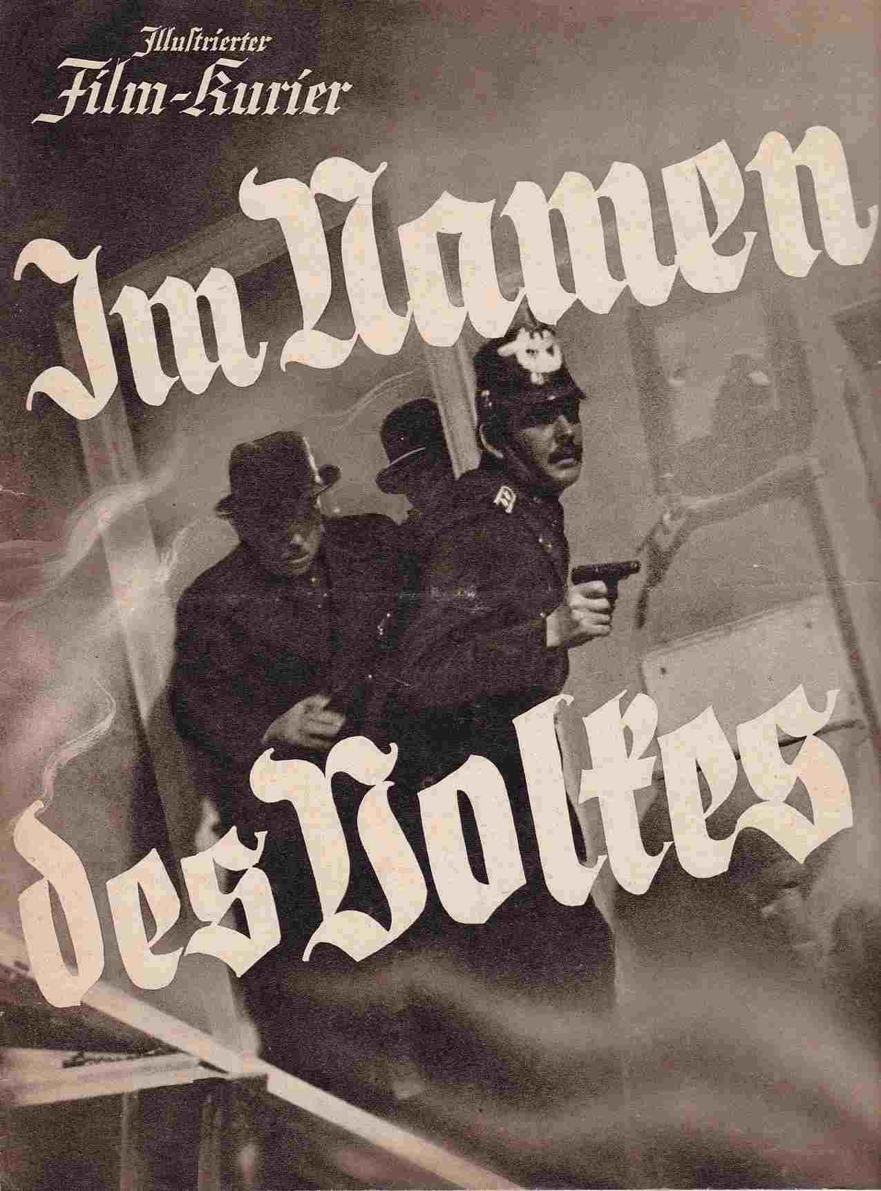 Im Namen des Volkes (1939)