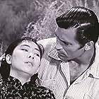 Lisa Lu and Clint Walker in Cheyenne (1955)