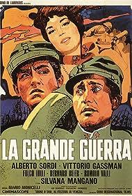 La grande guerra (1959) Poster - Movie Forum, Cast, Reviews