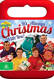 the wiggles its always christmas with you poster - Always Christmas