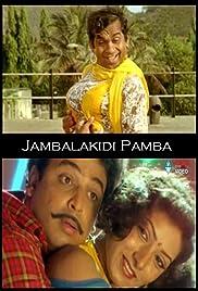 Jamba Lakidi Pamba Poster