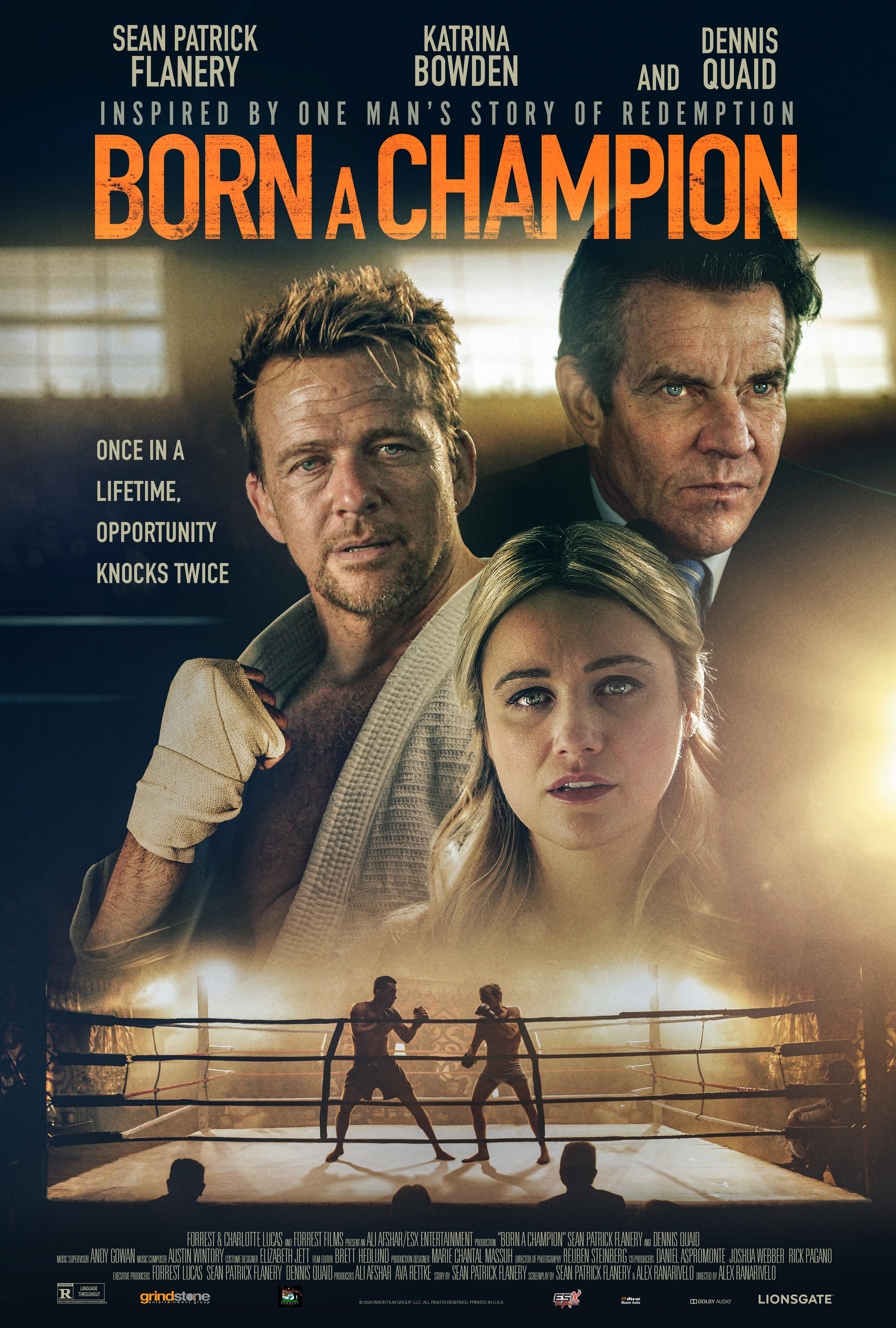 Born a Champion (2021) - IMDb
