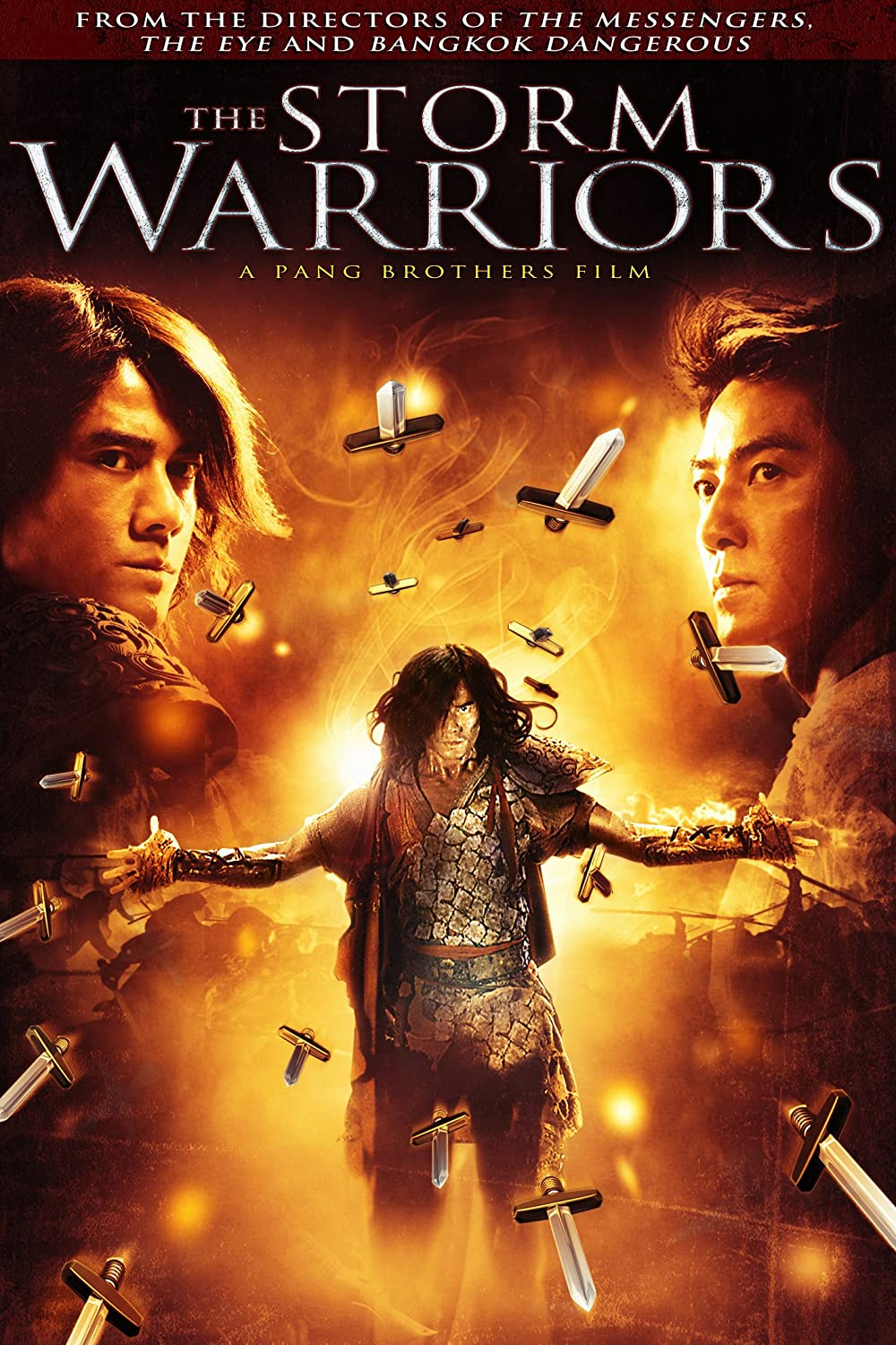 The Storm Warriors 2009 Hindi Dual Audio 390MB BluRay Download