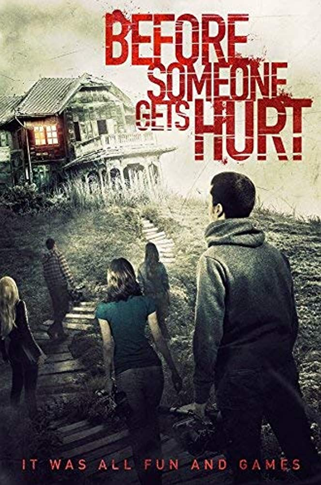Until Someone Gets Hurt(2018)