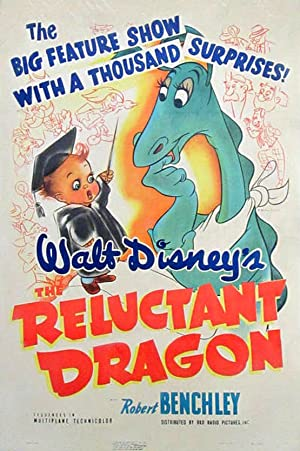 Movie The Reluctant Dragon (1941)