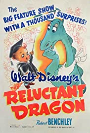 The Reluctant Dragon (1941) 720p