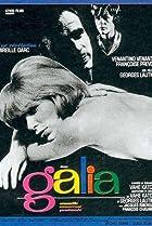 Galia (1966) Poster