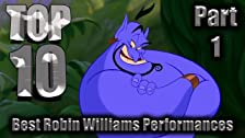 Top 10 Best Robin Williams Performances Part 1