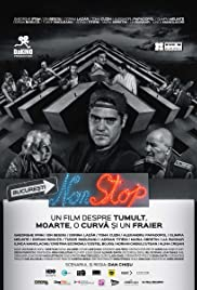 Bucharest Non Stop Poster