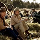 Christopher Walken and Rubén Blades in The Milagro Beanfield War (1988)