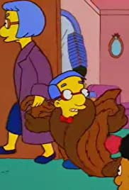 A Milhouse Divided Poster