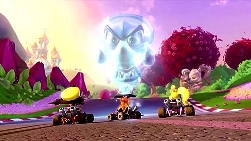 Crash Team Racing: Nitro-Fueled: Adventure Mode