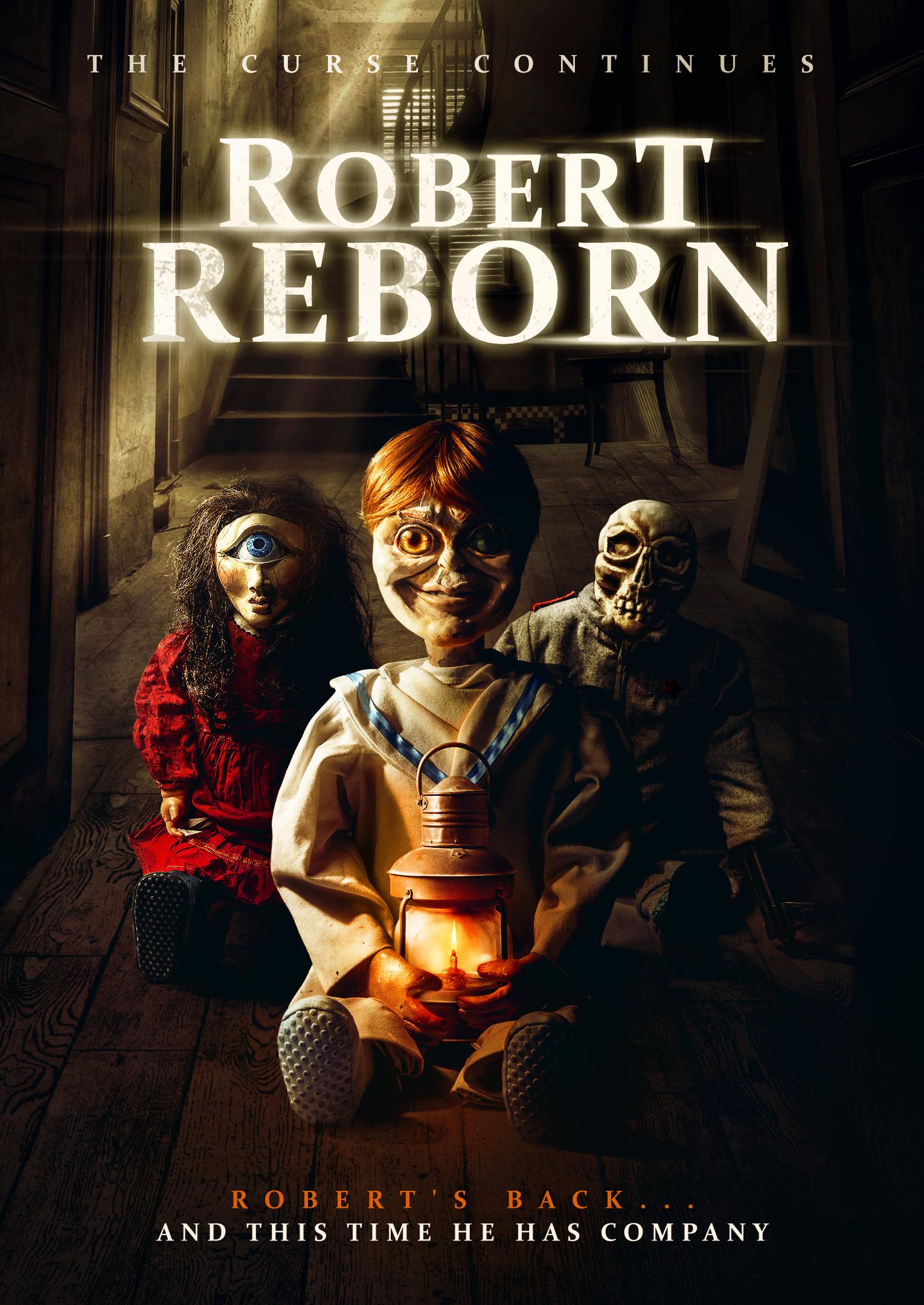 Robert Reborn (2019) - IMDb