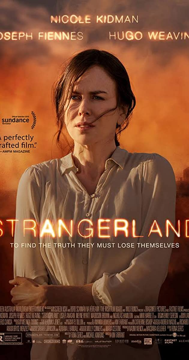 Subtitle of Strangerland