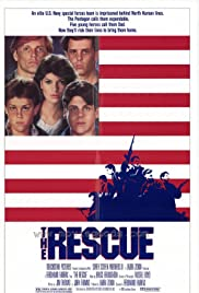 The Rescue (1988) Poster - Movie Forum, Cast, Reviews