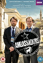 Ambassadors Poster - TV Show Forum, Cast, Reviews