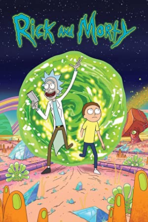 Rick and Morty - Mon TV