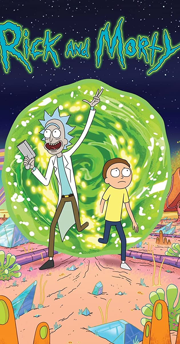 Rick And Morty Tv Series 2013 Imdb