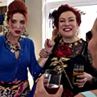 Jennifer Tilly and Amy Louise Wilson in A Cinderella Story: If the Shoe Fits (2016)