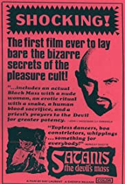 Satanis: The Devil's Mass(1970) Poster - Movie Forum, Cast, Reviews