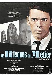 Les risques du métier(1967) Poster - Movie Forum, Cast, Reviews