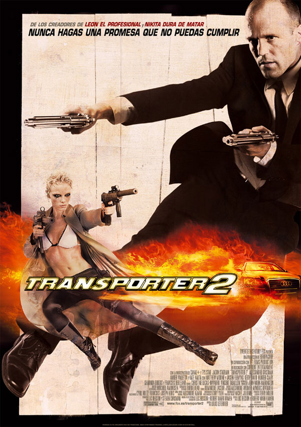 Transporter 2 (2005) Subtitle Indonesia