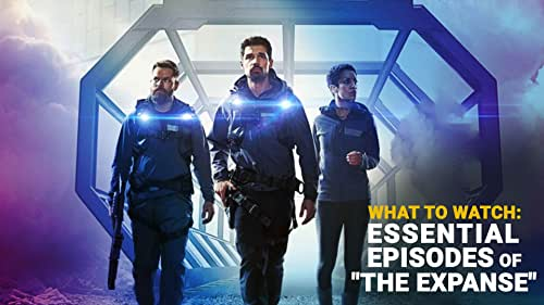 """The Cast of """"The Expanse"""" Share Their Must-Watch Episodes"""