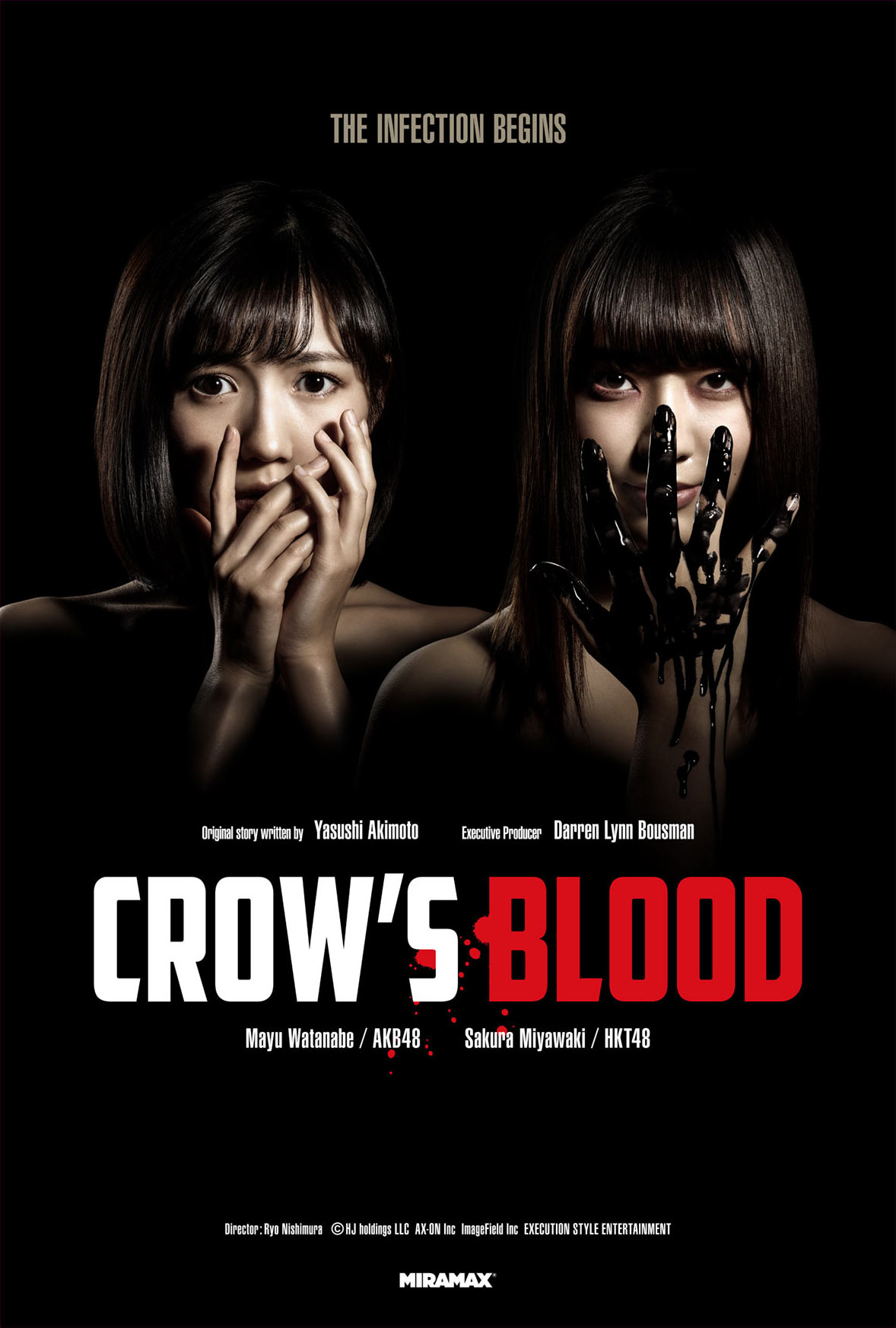Crow's Blood (TV Mini-Series 2016– ) - IMDb