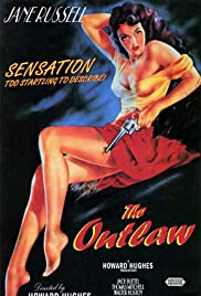The Outlaw (1943) with English Subtitles on DVD on DVD