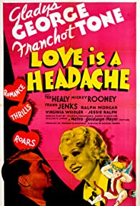 Primary photo for Love Is a Headache