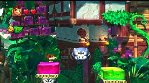 Donkey Kong Country: Tropical Freeze (Video Game 2014) - IMDb
