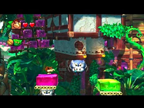 Donkey Kong Country Tropical Freeze (VG)
