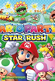 Mario Party: Star Rush Poster