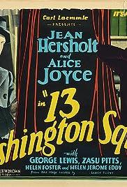 13 Washington Square Poster