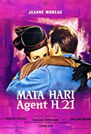 Mata Hari, agent H21 (1964) Poster - Movie Forum, Cast, Reviews