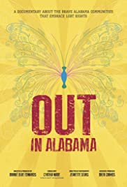 Out in Alabama Poster