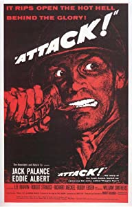 Watch old movie Attack by Robert Aldrich [720px]
