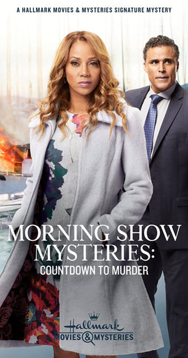 movie 2019 countdown Morning Show Mysteries Countdown To Murder TV Movie 2019