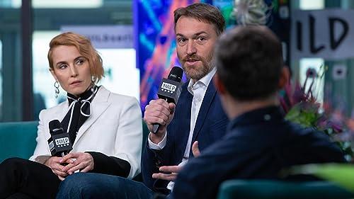 "BUILD: The Director, Stars of ""Stockholm"" Talk Working Together On-Set"