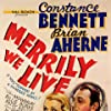 Brian Aherne and Constance Bennett in Merrily We Live (1938)