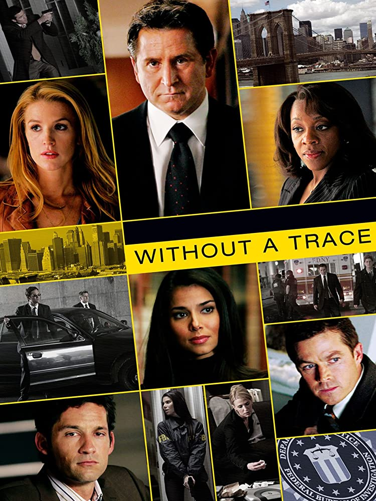 Without a Trace/FBI失踪者を追え!