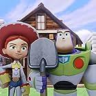 Kat Cressida and Mike MacRae in Disney Infinity (2013)