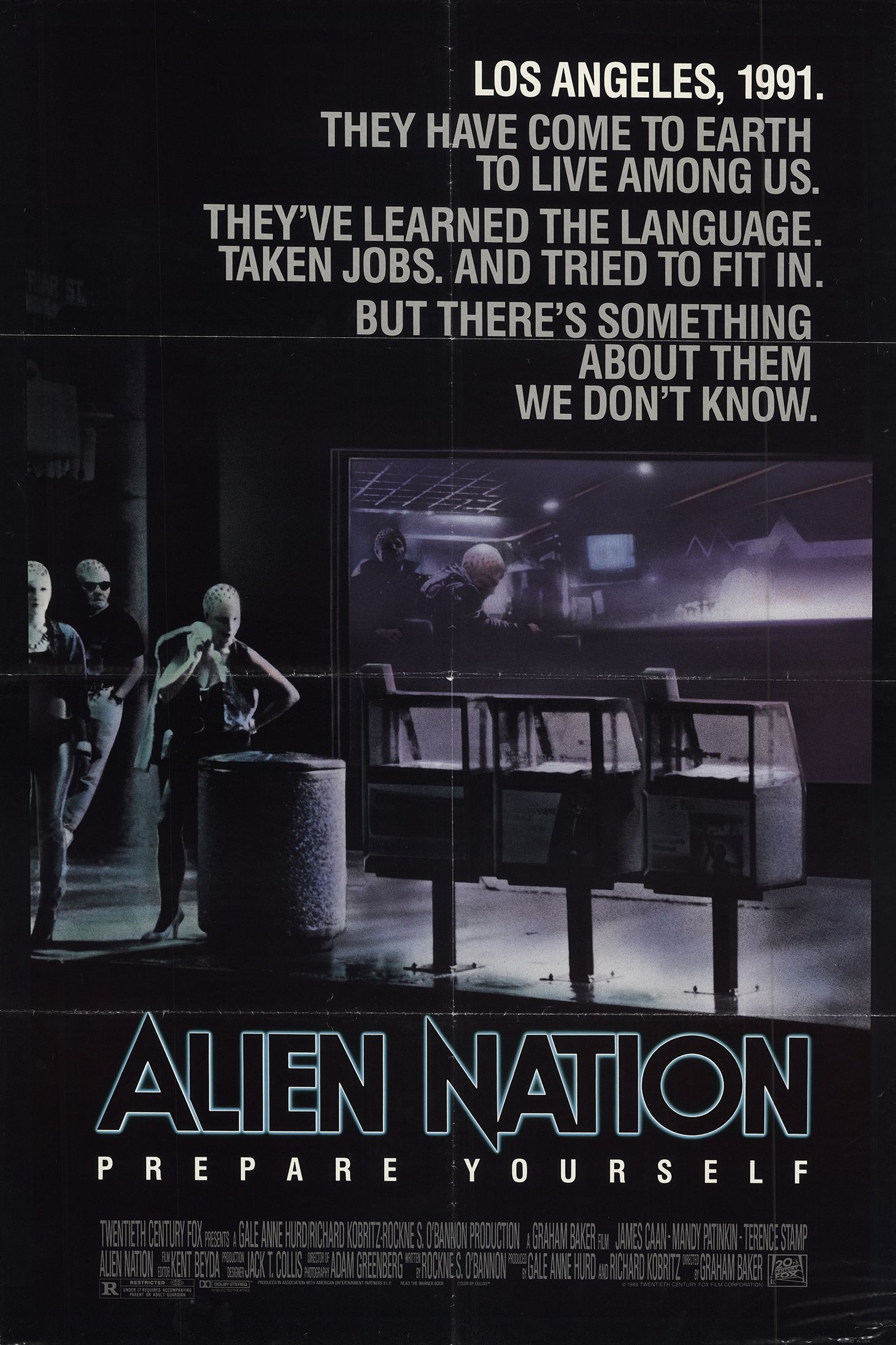 Alien Nation (1988) - IMDb