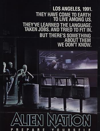 Alien Nation (1988) 720p