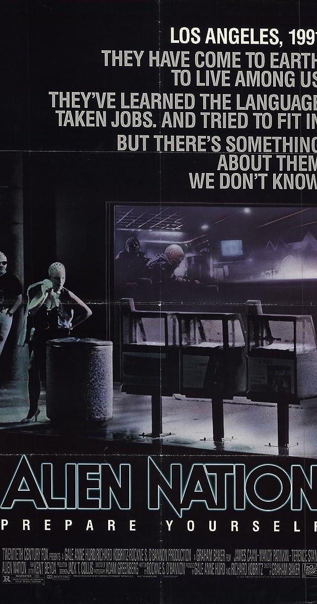 Subtitle of Alien Nation