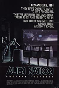 Alien Nation by Kenneth Johnson